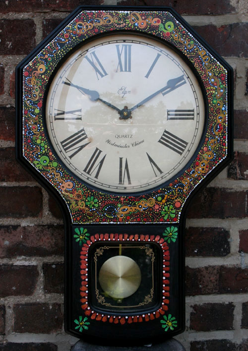 Rejuvenated clock
